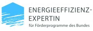 Logo Energieeffizienz-Expertin